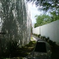 Photo taken at Quinta Las Hadas by Jorge V. on 7/25/2012