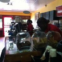 Photo taken at Italia Coffee House by N'Delamiko B. on 3/27/2012
