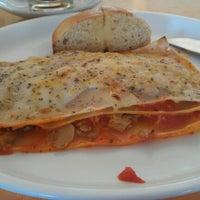 Photo taken at Nick's Italian Restaurant by Azeem B. on 6/15/2012