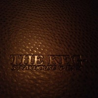 Photo taken at The Keg Steakhouse + Bar by Samantha D. on 6/22/2012