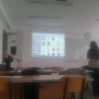 Photo taken at Internacionalni Univerzitet Novi Pazar by Edis D. on 4/16/2012