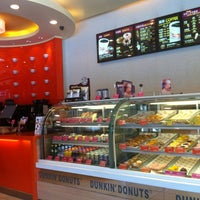 Photo taken at Dunkin Donuts @ Golden Central Tower by Gingy C. on 3/18/2012