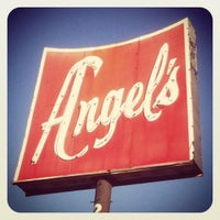 Photo taken at Angel's Icehouse by JR T. on 5/18/2012