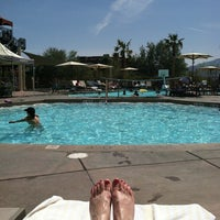 Photo taken at Westin Desert Willow Pool by Kari G. on 4/6/2012