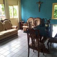 Photo taken at Casa Padre Pio - Obra De Maria by Antonio V. on 8/27/2012