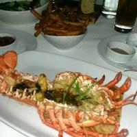 Photo taken at Jar Restaurant by Audrey H. on 7/3/2012
