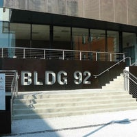 Photo taken at Brooklyn Navy Yard Center at BLDG 92 by Richard L. on 5/1/2012