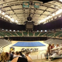 Photo taken at Breslin Center by Jeff R. on 6/9/2012