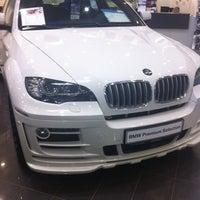 Photo taken at BMW АВТОDOM by Ксения С. on 8/23/2012