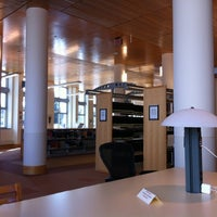 Photo taken at Greenwich Library by David M. on 2/7/2012