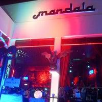 Photo taken at Mandala by Efraín G. on 4/10/2012