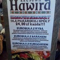 Photo taken at Kresowa Hawira by Pedro B. on 6/18/2012