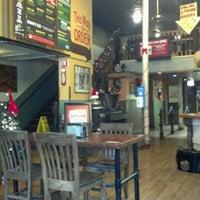 Photo taken at Potbelly Sandwich Shop by Mike W. on 12/31/2011