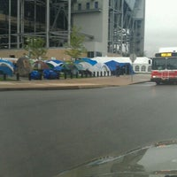 Photo taken at Nittanyville by Ben C. on 9/8/2011