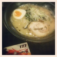 Photo taken at Ramen Champion by Kai C. on 7/9/2012