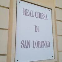 Photo taken at Real Chiesa di San Lorenzo by Piero G. on 3/21/2012