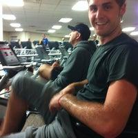Photo taken at LA Fitness by Kali M. on 1/4/2012
