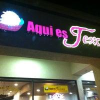 Photo taken at Aqui es Texcoco by Patricia D. on 10/1/2011