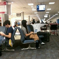 Photo taken at Gate A26 by Amari T. on 12/20/2011