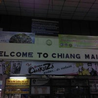 Photo taken at สถานีขนส่งผู้โดยสารเชียงใหม่ แห่งที่ 2 (อาเขต) Chiangmai Bus Terminal 2 (Arcade) by Bankie M. on 8/22/2011