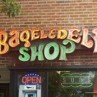 Photo taken at Bagel & Deli Shop by Chris K. on 9/5/2011