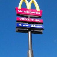 Photo taken at McDonald's & McCafé by Ikhwan E. on 3/1/2012