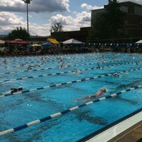 Photo taken at McCoy Natatorium by John S. on 8/11/2011