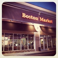 Photo taken at Boston Market by RGT Real Estate | L. on 6/6/2012