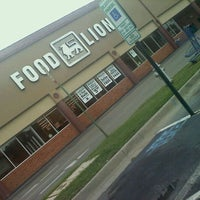 Photo taken at Food Lion Grocery Store by Celeste F. on 9/20/2011