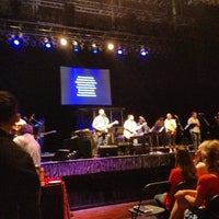 Photo taken at Commonwealth Chapel At The National by James B. on 9/9/2012