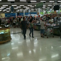 Photo taken at Extra Supermercado by Bruno F. on 4/21/2012