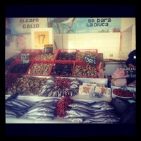 Photo taken at Caleta Portales by Carla C. on 6/23/2012