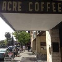 Photo taken at Acre Coffee by @iamkhayyam on 4/27/2012
