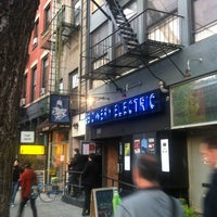 Photo taken at The Bowery Electric by Möish S. on 4/30/2012