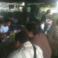 """Photo taken at Sate, Tongseng, dan Gule Kambing """"Pak Gito"""" by Benjamin P. on 10/31/2011"""