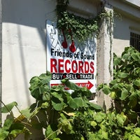 Photo taken at Friends of Sound Records by Frank  V. on 8/14/2011