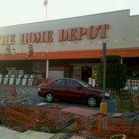 Photo taken at The Home Depot by Sergio B. on 12/2/2011