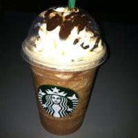 Photo taken at Starbucks by Drea T. on 5/19/2012