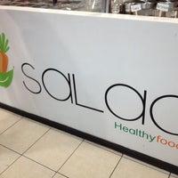 Photo taken at Club Salad by David M. on 5/26/2012
