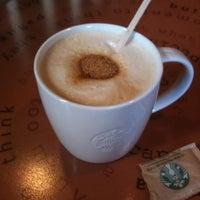 Photo taken at Starbucks Coffee by Rosa Maria C. on 3/6/2012