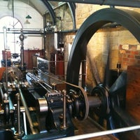 Photo taken at Leeds Industrial Museum at Armley Mills by Reinhold B. on 8/7/2011