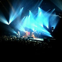 Photo taken at Lotto Arena by Yves F. on 11/18/2011