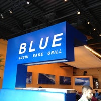 Photo taken at Blue Sushi Sake Grill by Stephanie M. on 2/22/2012