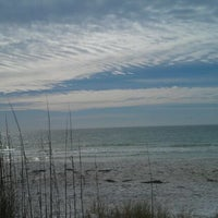 Photo taken at Anna Maria Island by Julia M. on 1/22/2012