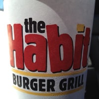 Photo taken at The Habit Burger Grill by Remo S. on 8/6/2012
