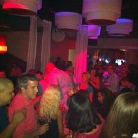 Photo taken at Solas Lounge & Rooftop Bar by James N. on 8/27/2011