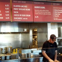 Photo taken at Chipotle Mexican Grill by Mark J. on 8/12/2012