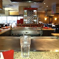 Photo taken at JK Fuji Japanese Steakhouse and Sushi by Becky R. on 2/26/2012