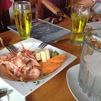 Photo taken at Restaurante El Morocho by Augusto A. on 3/18/2012