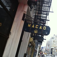 Photo taken at Macao Trading Co. by Mike R. on 4/18/2011